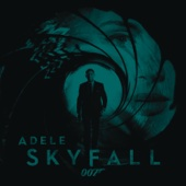 Skyfall - Single cover art