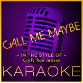 Call Me Maybe (Instrumental Version)