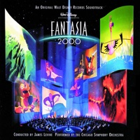 Picture of Fantasia 2000 (Original Soundtrack) by Philharmonia Orchestra