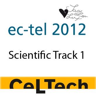 EC-TEL 2012: Scientific Track 1