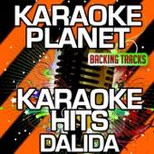 Karaoke Hits Dalida (Karaoke Version)