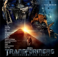 Transformers: Revenge of the Fallen - Official Soundtrack