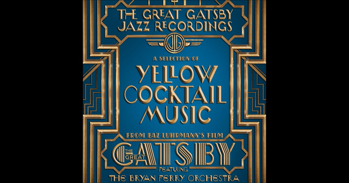 """jazz music in the great gatsby The roaring twenties was also known as the jazz age, which fitzgerald said """"it was an age of miracles, it was an age of art, it was an age of excess, and it was an age of satire in his work, echoes of the jazz age music also plays a big role in the great gatsby as many different songs are referenced in the work here is a."""