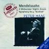 """Mendelssohn: A Midsummer Night's Dream & Symphony No. 3, """"Scottish"""""""
