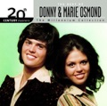 Donny & Marie Osmond I'm Leaving It (All) Up To You
