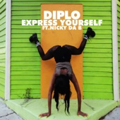 Express Yourself (feat. Nicky da B) - EP cover art