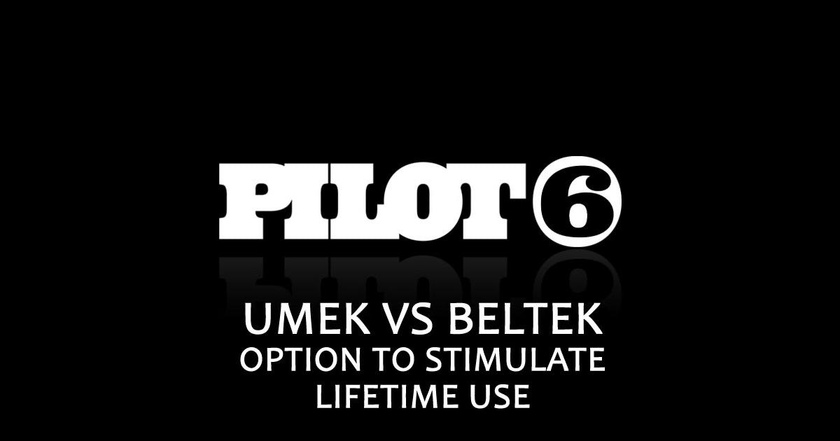 Umek & Beltek Option To Stimulate / Life Time Use