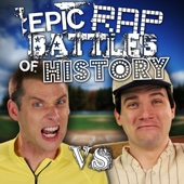 Babe Ruth vs Lance Armstrong - Single cover art