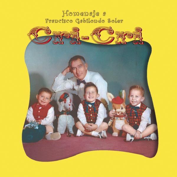 Cri cri: все альбомы, включая fantas0edas y misterios, es cri cri, amigos de pelo y pluma и другие