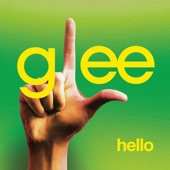 Hello (Glee Cast Version) [feat. Jonathan Groff] - Single