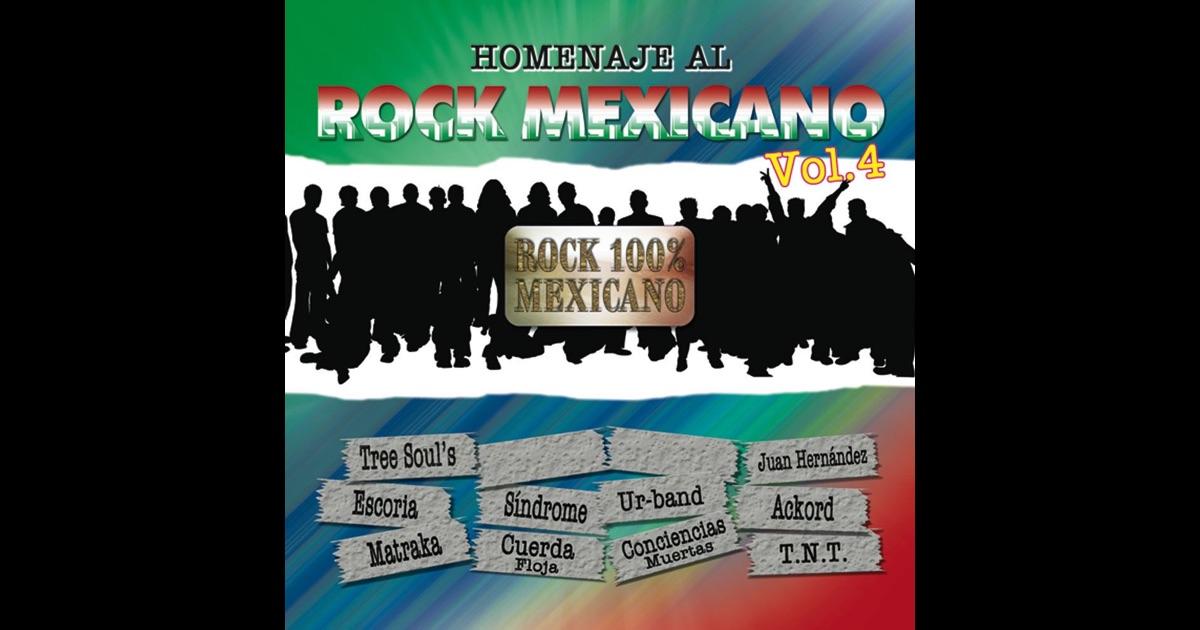 Various - Homenaje Al Rock Nacional - CD 4