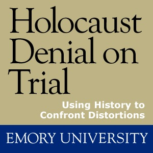 holocaust denial and distortion essay