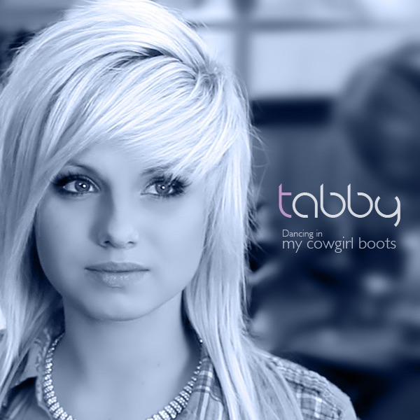 dancing in my cowgirl boots single by tabby ridiman on