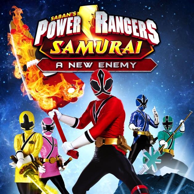 Power Rangers Samurai: A New Enemy On ITunes