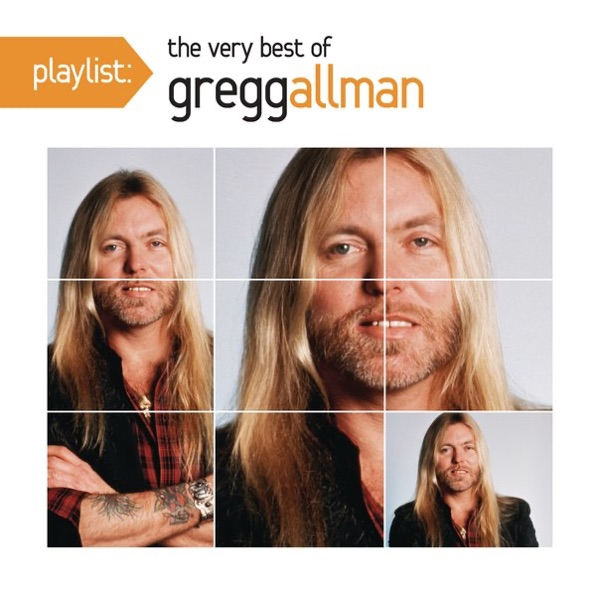 Playlist The Very Best of Gregg Allman Gregg Allman CD cover