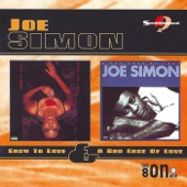 Joe Simon - Before the Night Is Over artwork