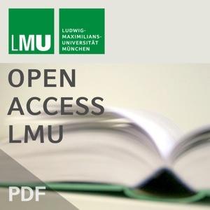 Kulturwissenschaften - Open Access LMU