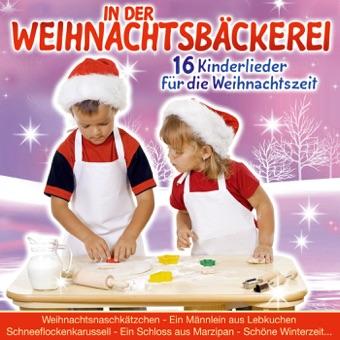 In Der Weihnachtsbäckerei – Die Sternenkinder