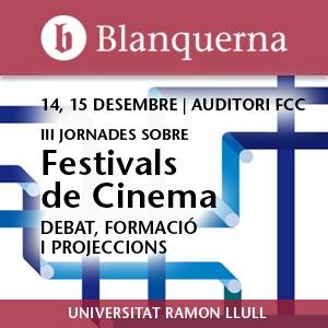 III Jornades sobre Festivals de Cinema - HD