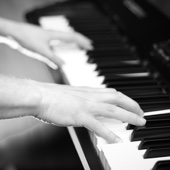 Nothing Stops Another Day (Piano Backing Track)