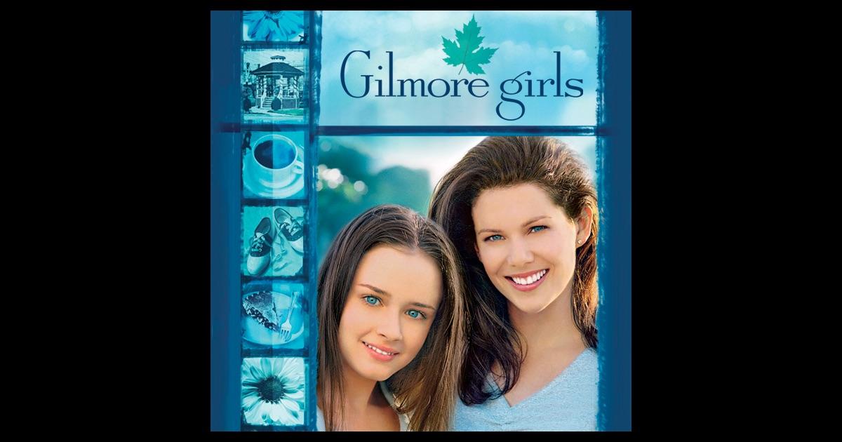 """Gilmore Girls, Staffel 2"" In ITunes"
