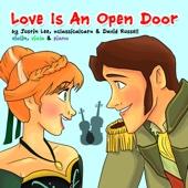 Love Is an Open Door (viola, violin)