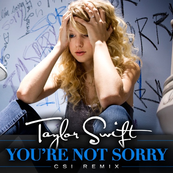 You're Not Sorry Chords Taylor Swift Lyrics for Guitar Ukulele Piano Keyboard