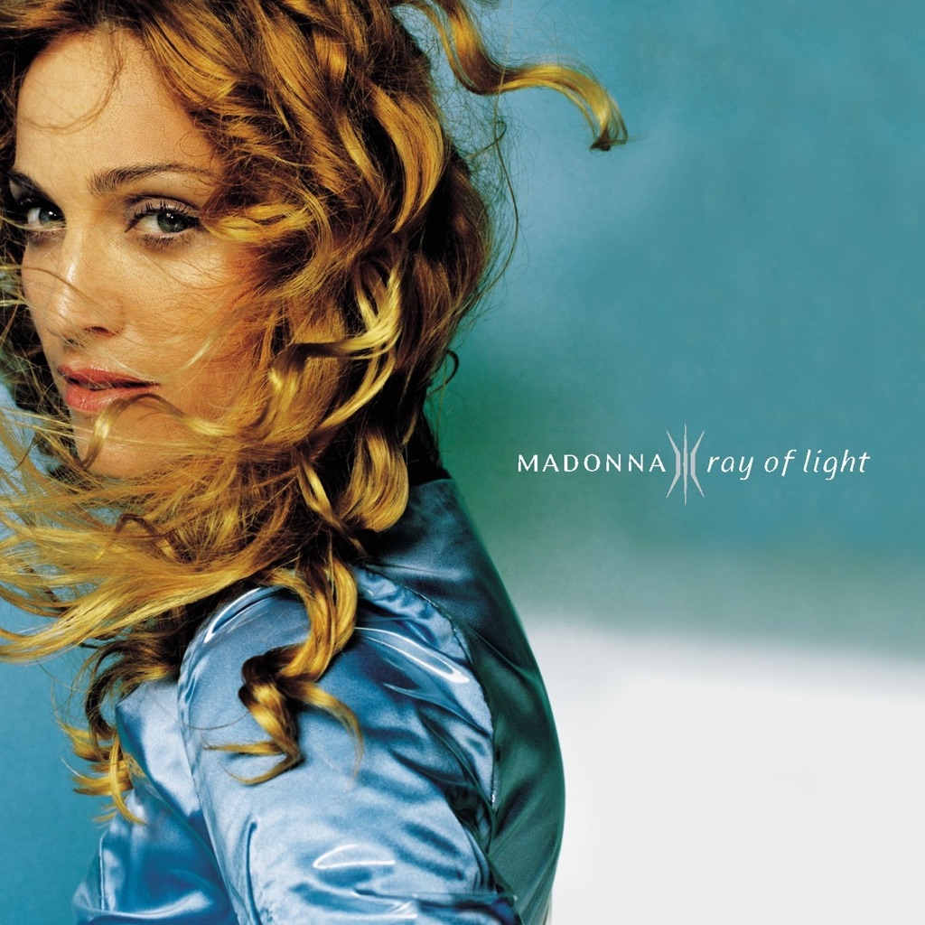 Ray of Light - Madonna,DancePop,AdultContemporary,Pop,90s,RayOfLight,music,Madonna