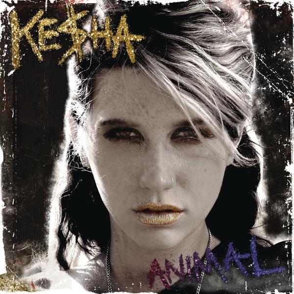 Animal Keha CD cover