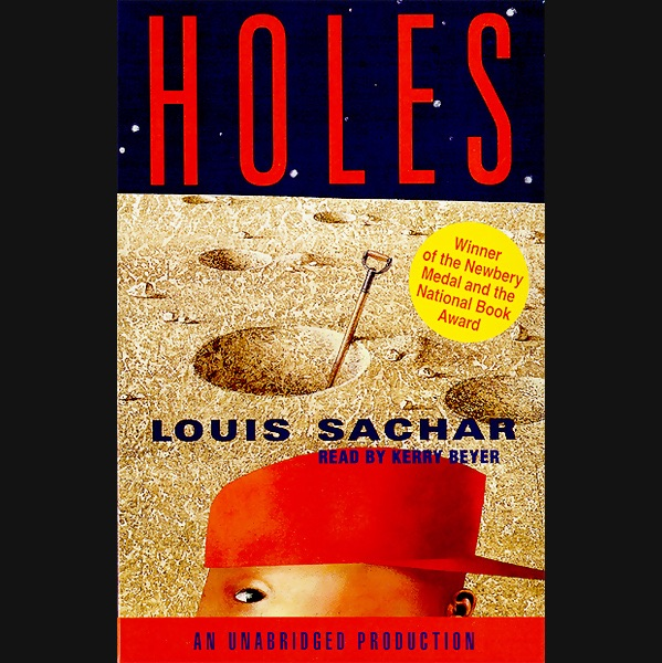 'holes' by louis sachar Deepen students' understanding of 'holes', as well as new drama skills learnt   this scheme of work uses the novel 'holes', by louis sachar, as the pre-text.