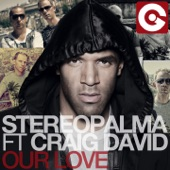 Our Love (feat. Craig David) - EP