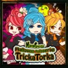 Halloween Patisserie Tricka Torka - Single
