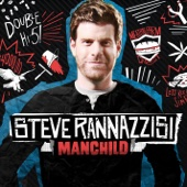 Cover to Steve Rannazzisi's Manchild