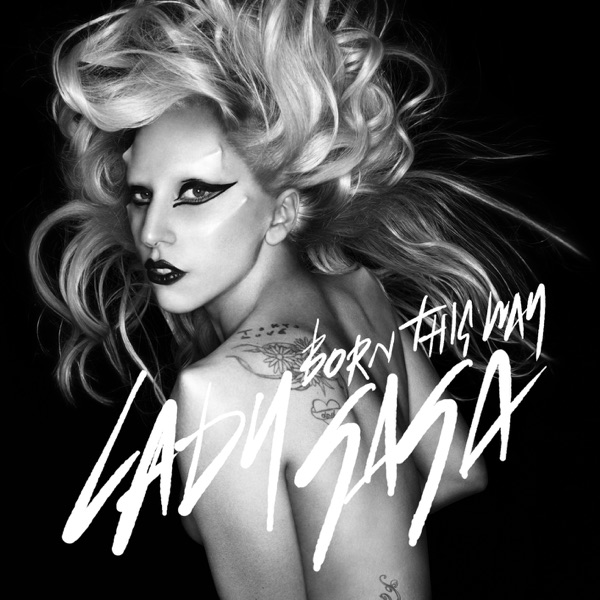 Cover art for Born This Way