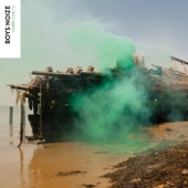 Fabriclive 72: Boys Noize cover art