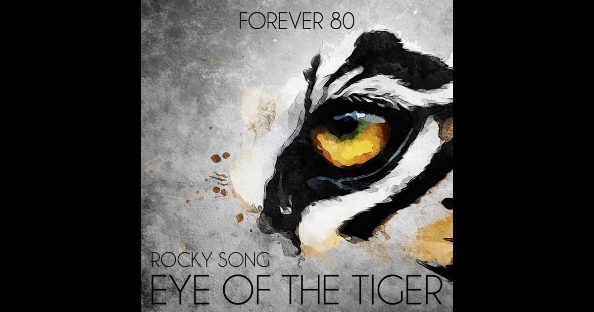 Скачать песню ac dc eye of the tiger