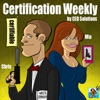 "Certification Weekly by CED Solutions - Produced by Tech Jives - ""For All Your IT Certification Needs!"""