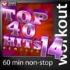 Top 40 Hits Remixed, Vol. 14, Power Music Workout