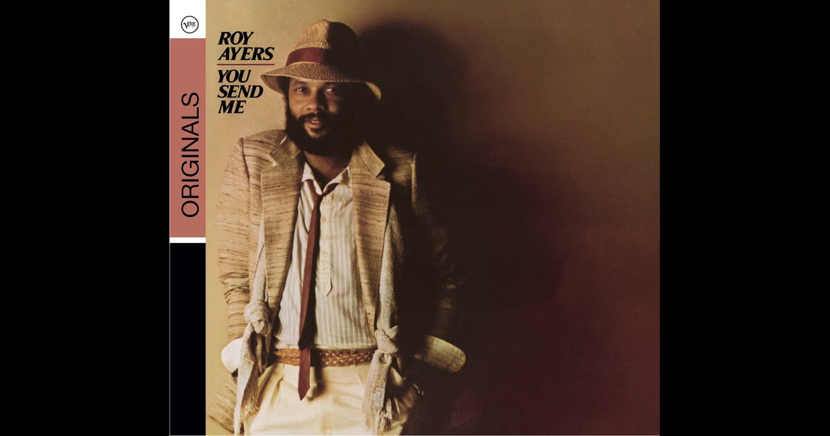 Roy Ayers Get On Up Get On Down