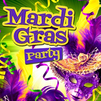 Mardi Gras Party – Various Artists