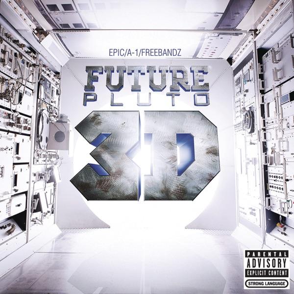 Pluto 3D Future CD cover