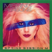 Missing Persons - Words artwork