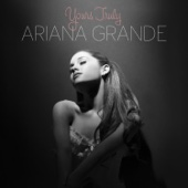 Yours Truly - Ariana Grande Cover Art