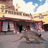 Freddie King - The Best of Freddie King: The Shelter Records Years  artwork