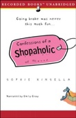 Confessions of a Shopaholic (Unabridged) - Sophie Kinsella Cover Art