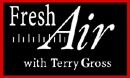 Terry Gross - Fresh Air, David Rakoff  artwork