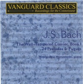 Bach: The Well Tempered Clavier, Book I: 24 Preludes & Fugues