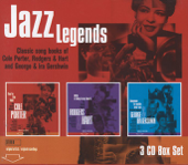 Jazz Legends - Songs of Cole Porter / Rodgers & Hart / Gershwin