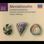 Mendelssohn: Complete Symphonies Nos. 1-5