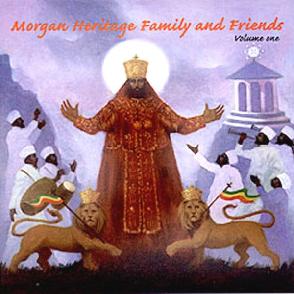 morgan heritage family and friends vol 1 album cover by morgan heritage. Black Bedroom Furniture Sets. Home Design Ideas